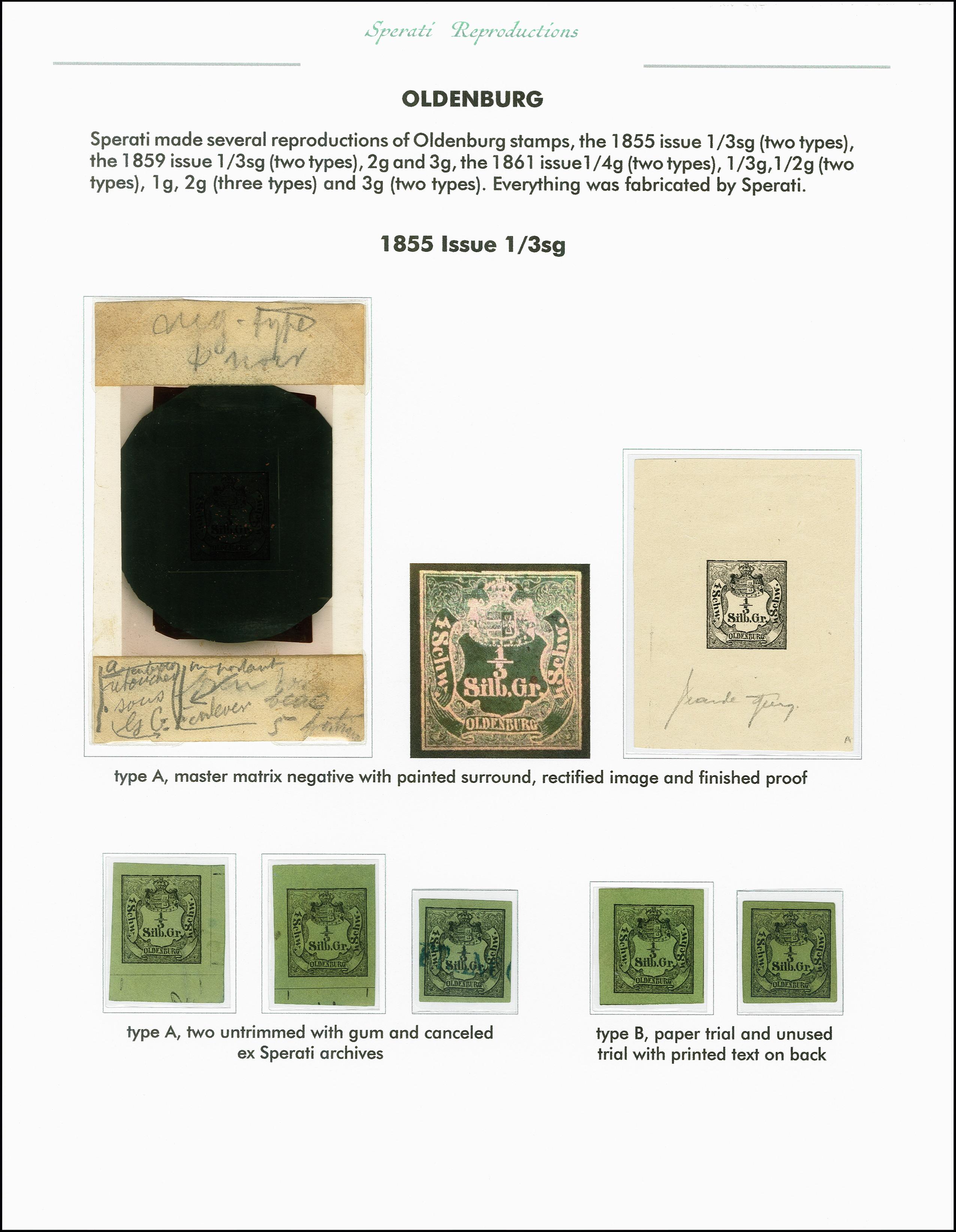 Lot 2193 - Altdeutsche Staaten oldenburg -  Heinrich Koehler Auktionen 375rd Heinrich Köhler auction - Day 1