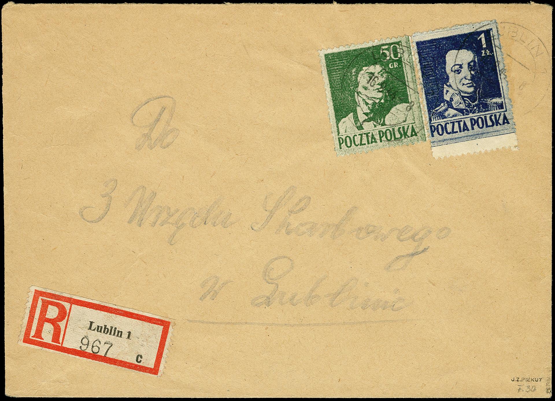 Lot 1813 - europa Poland -  Heinrich Koehler Auktionen 375rd Heinrich Köhler auction - Day 1