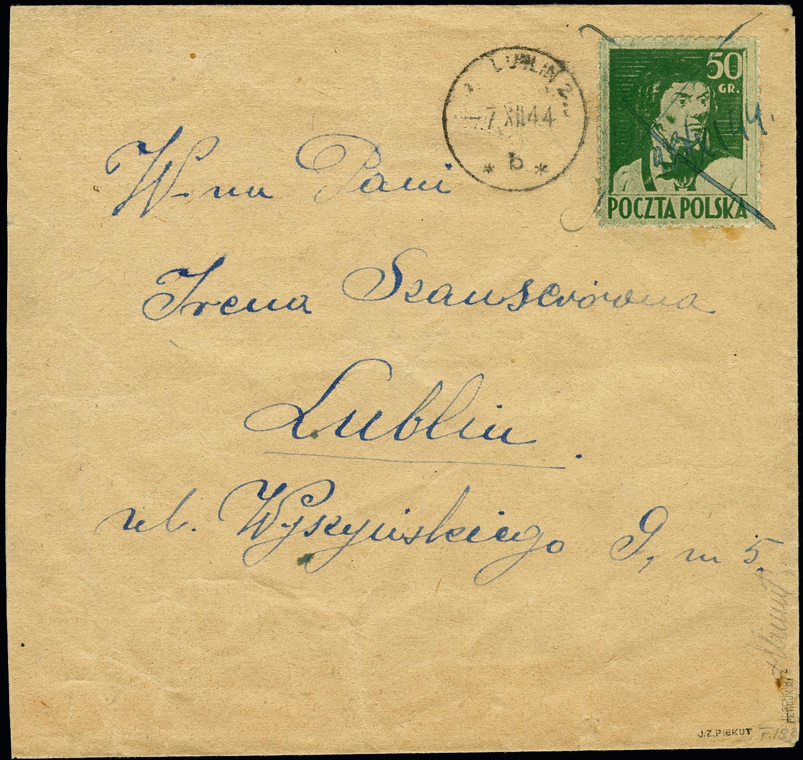 Lot 1817 - europa Poland -  Heinrich Koehler Auktionen 375rd Heinrich Köhler auction - Day 1