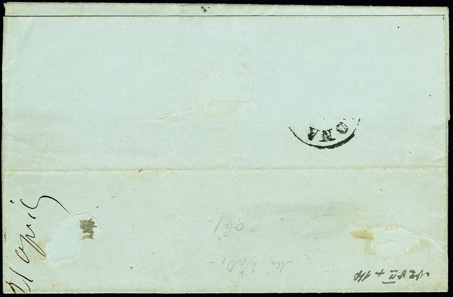 Lot 1107 - österreich lombardy venetia -  Heinrich Koehler Auktionen 375rd Heinrich Köhler auction - Day 1