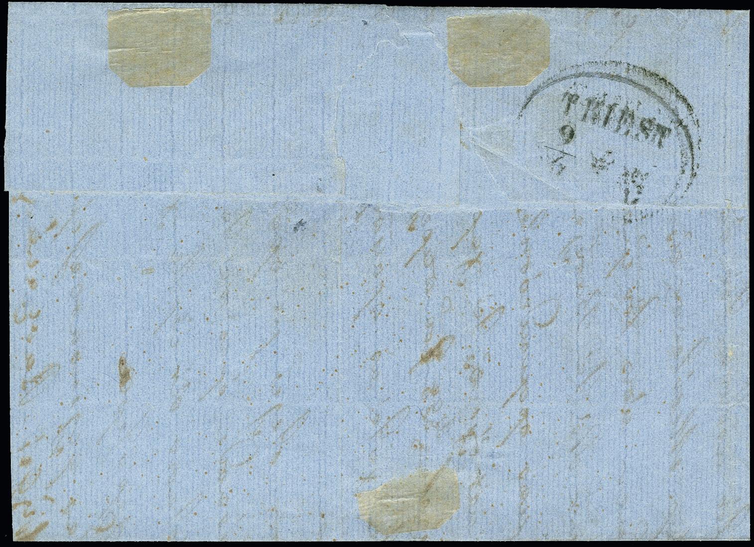 Lot 1120 - österreich post in the levante -  Heinrich Koehler Auktionen 375rd Heinrich Köhler auction - Day 1