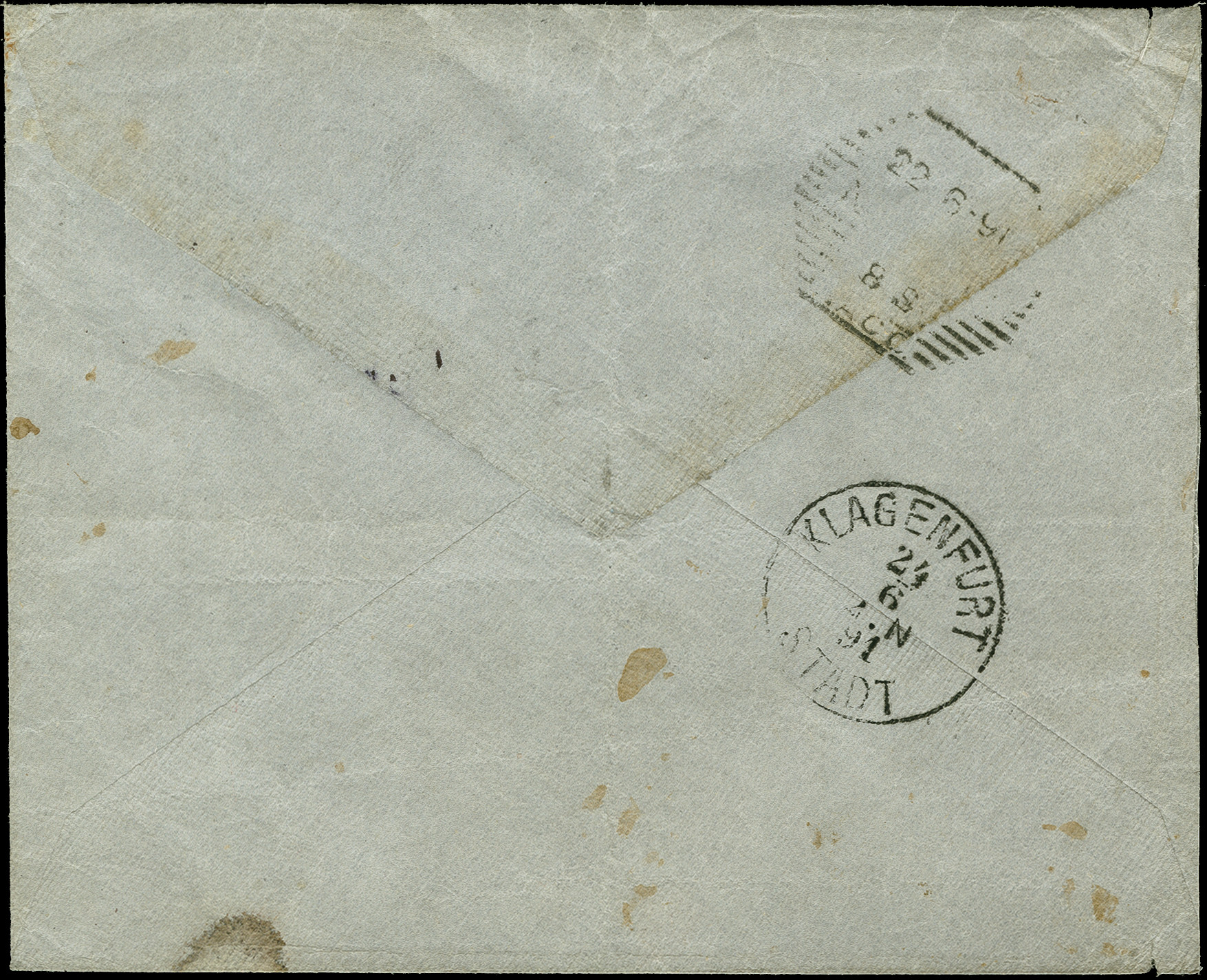 Lot 2858 - deutsch-ostafrika German East Africa - forerunners Zanzibar -  Heinrich Koehler Auktionen 375rd Heinrich Köhler auction - Day 2