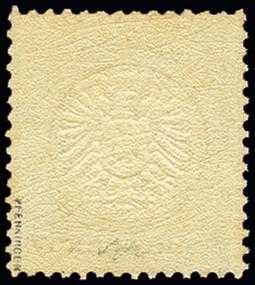 Lot 2453 - Main catalogue German Empire -  Heinrich Koehler Auktionen 375rd Heinrich Köhler auction - Day 2