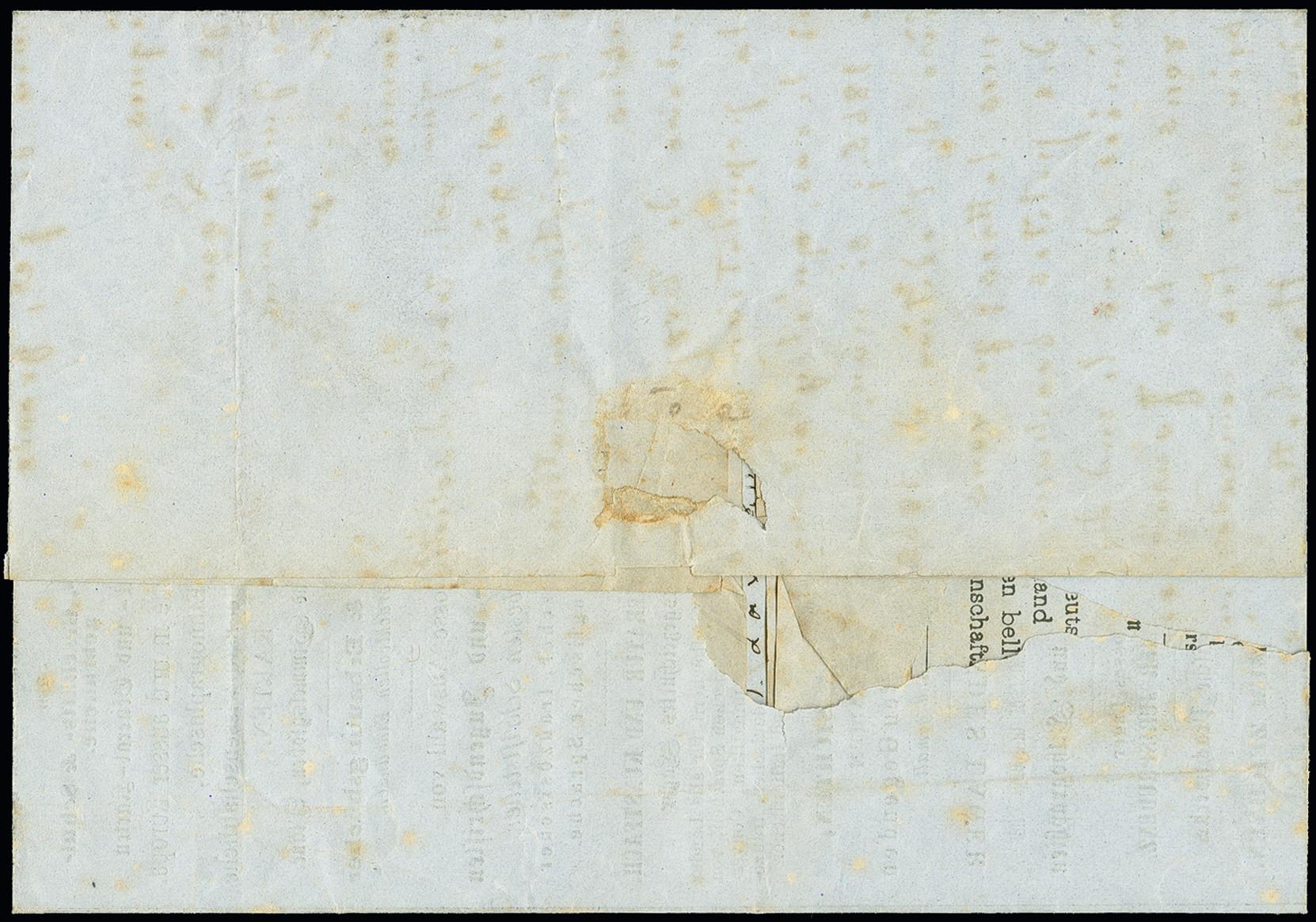Lot 2439 - Main catalogue German Empire -  Heinrich Koehler Auktionen 375rd Heinrich Köhler auction - Day 2