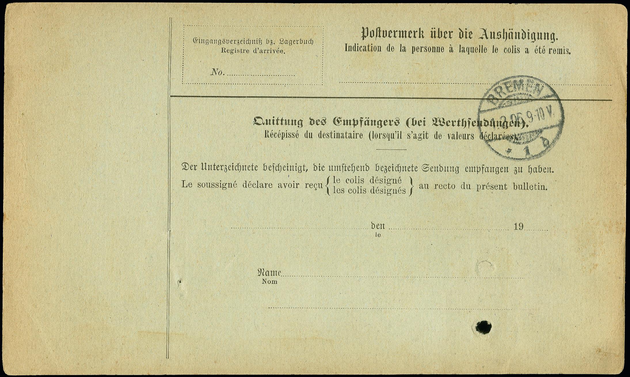Lot 2511 - Main catalogue German Empire -  Heinrich Koehler Auktionen 375rd Heinrich Köhler auction - Day 2