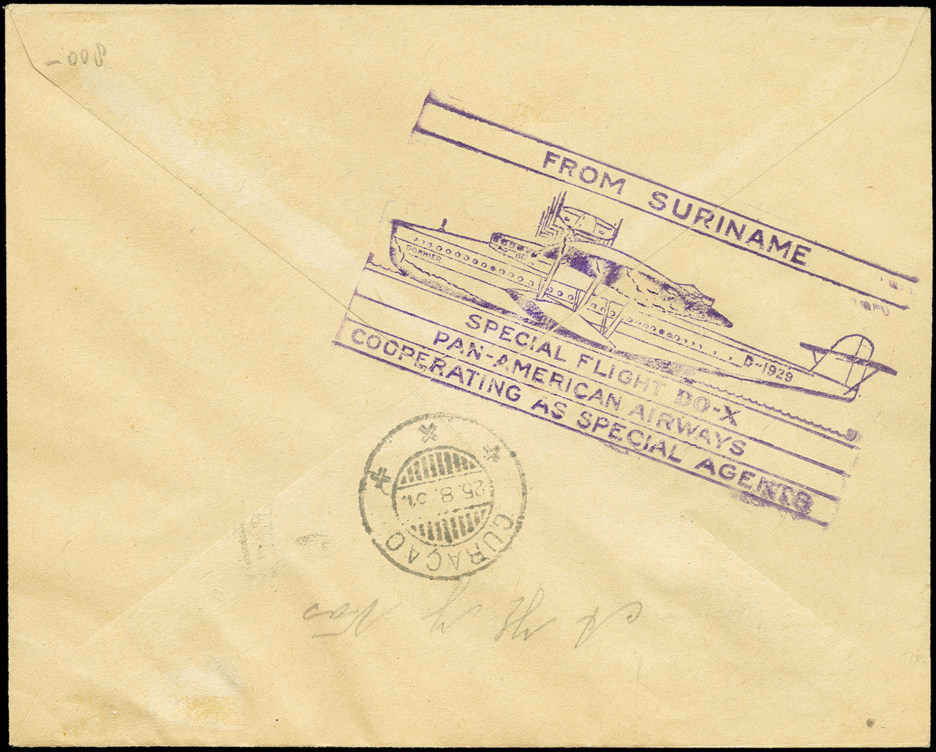 Lot 2316 - luftpost dox -  Heinrich Koehler Auktionen 375rd Heinrich Köhler auction - Day 1