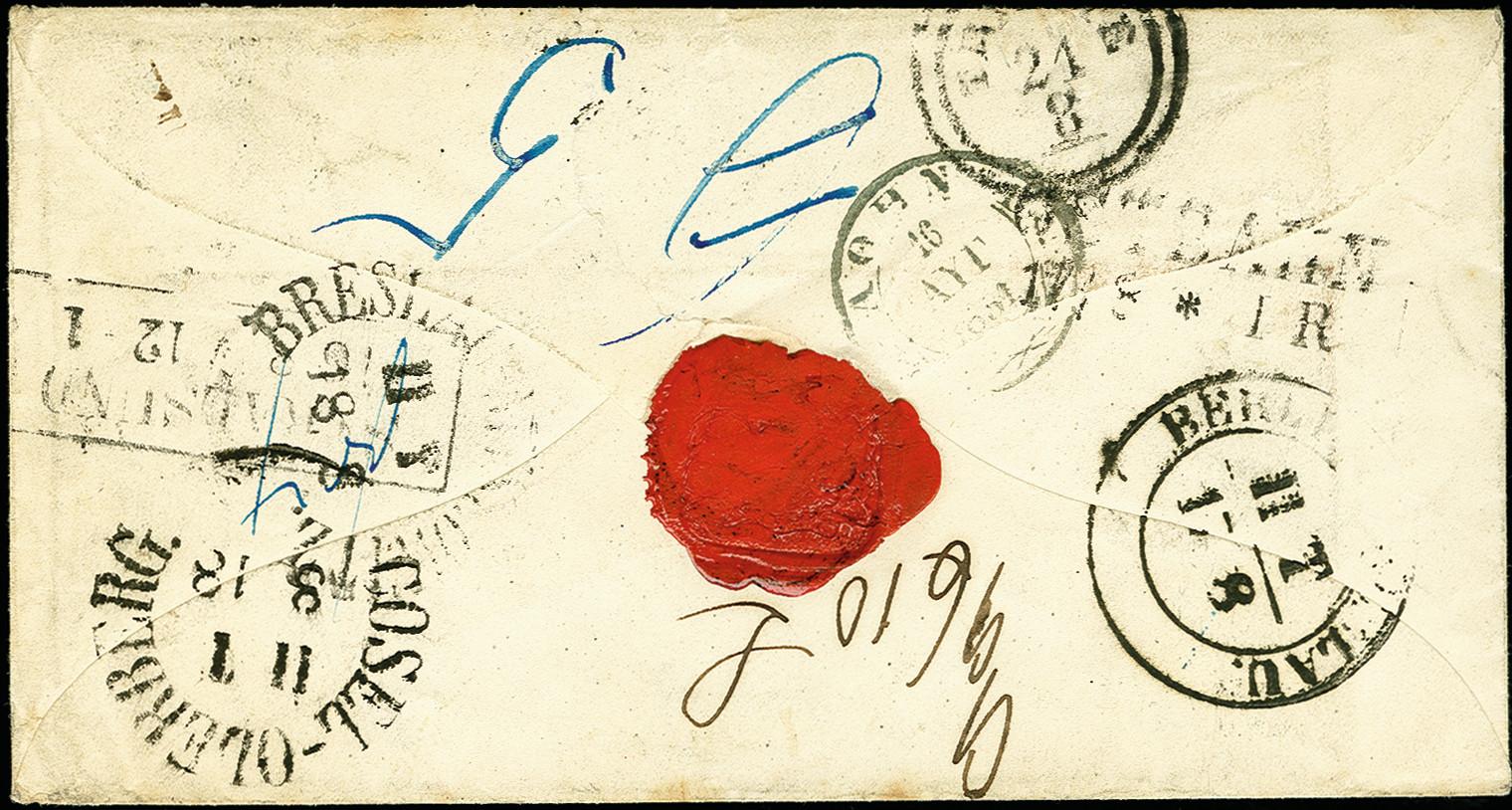 Lot 1436 - europa Greece -  Heinrich Koehler Auktionen 375rd Heinrich Köhler auction - Day 1