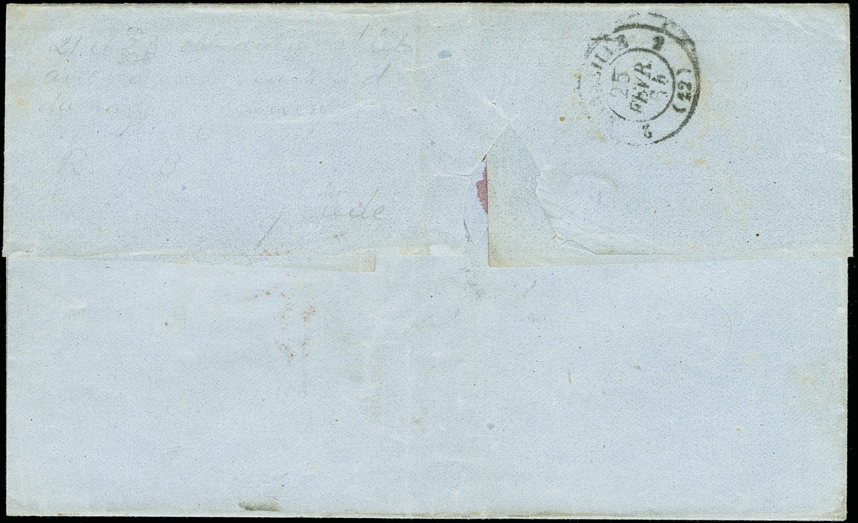Lot 1338 - Russische Post im Ausland levant -  Heinrich Koehler Auktionen 375rd Heinrich Köhler auction - Day 1