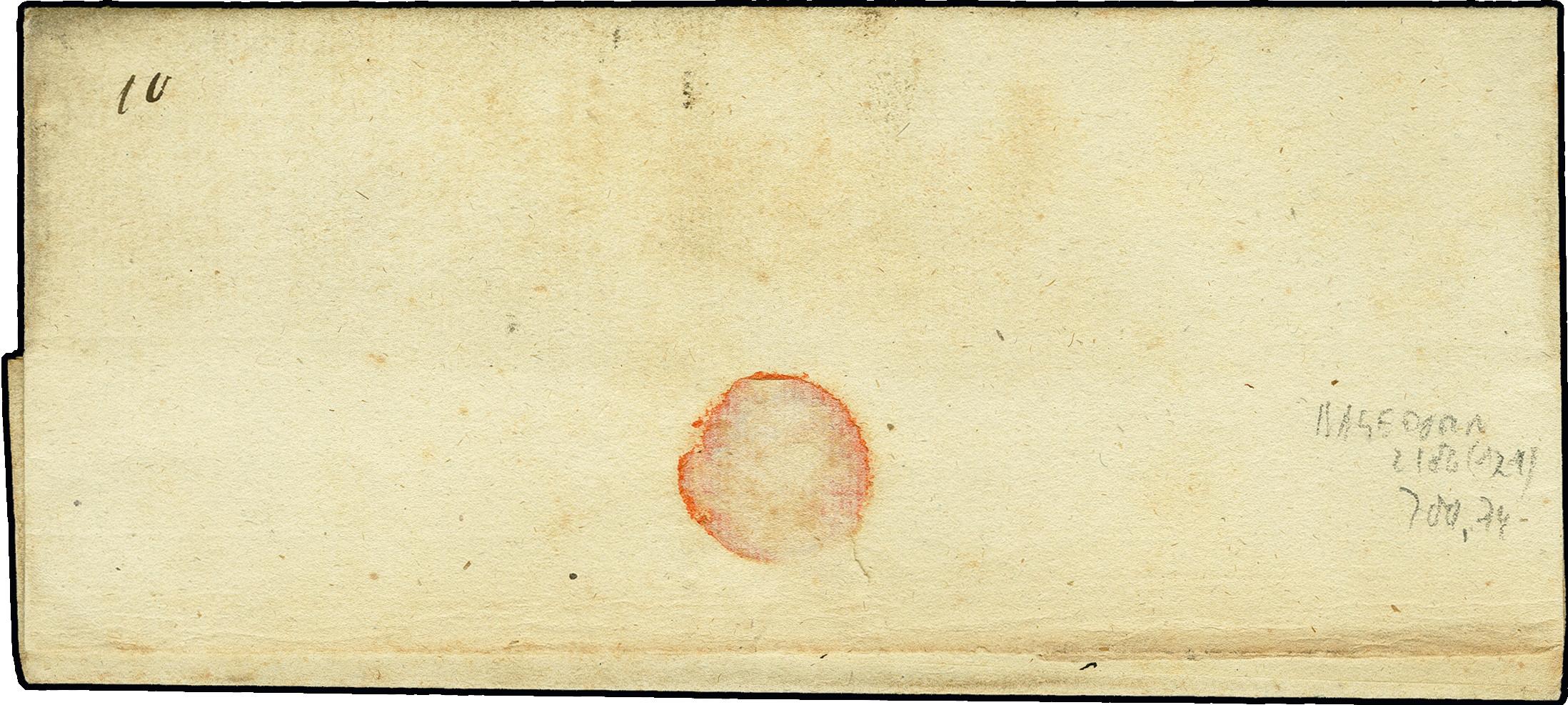 Lot 8109 - oldenburg Oldenburg - cancellations -  Heinrich Koehler Auktionen 375rd Heinrich Köhler auction - Day 5