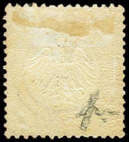 Lot 2438 - Main catalogue German Empire -  Heinrich Koehler Auktionen 375rd Heinrich Köhler auction - Day 2