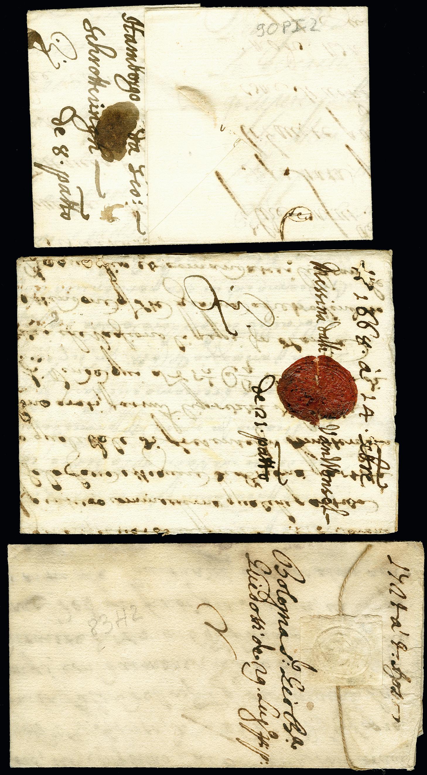 Lot 1658 - europa italian states -  Heinrich Koehler Auktionen 375rd Heinrich Köhler auction - Day 1