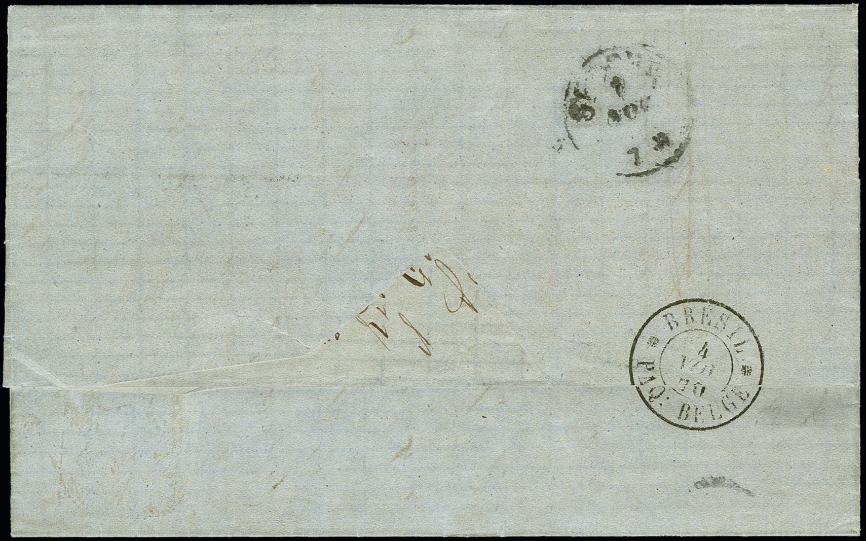 Lot 1547 - übersee brazil -  Heinrich Koehler Auktionen 375rd Heinrich Köhler auction - Day 1
