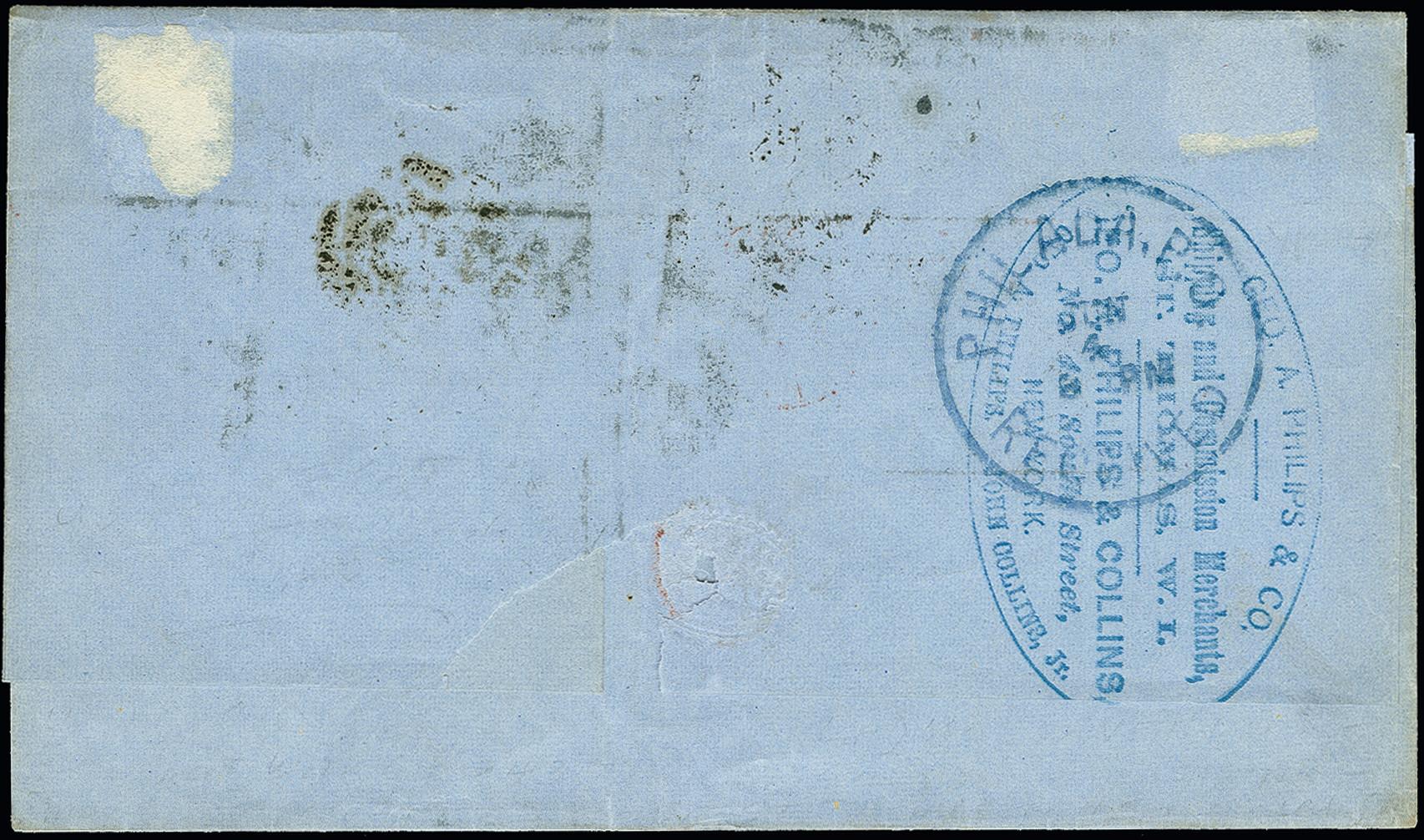 Lot 1254 - europa danish west indies -  Heinrich Koehler Auktionen 375rd Heinrich Köhler auction - Day 1
