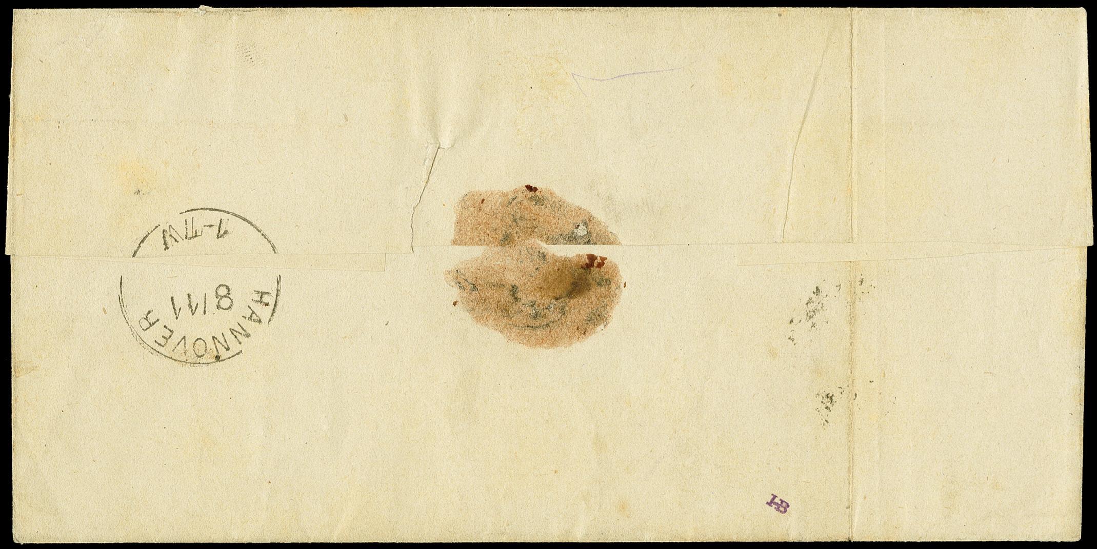 Lot 2443 - Main catalogue German Empire -  Heinrich Koehler Auktionen 375rd Heinrich Köhler auction - Day 2