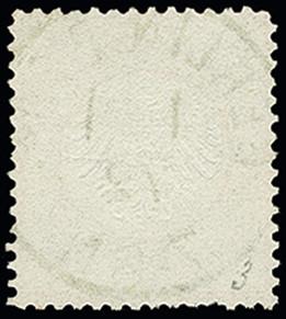 Lot 2431 - Main catalogue German Empire -  Heinrich Koehler Auktionen 375rd Heinrich Köhler auction - Day 2