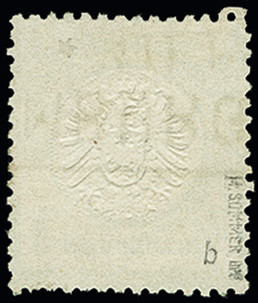 Lot 2445 - Main catalogue German Empire -  Heinrich Koehler Auktionen 375rd Heinrich Köhler auction - Day 2