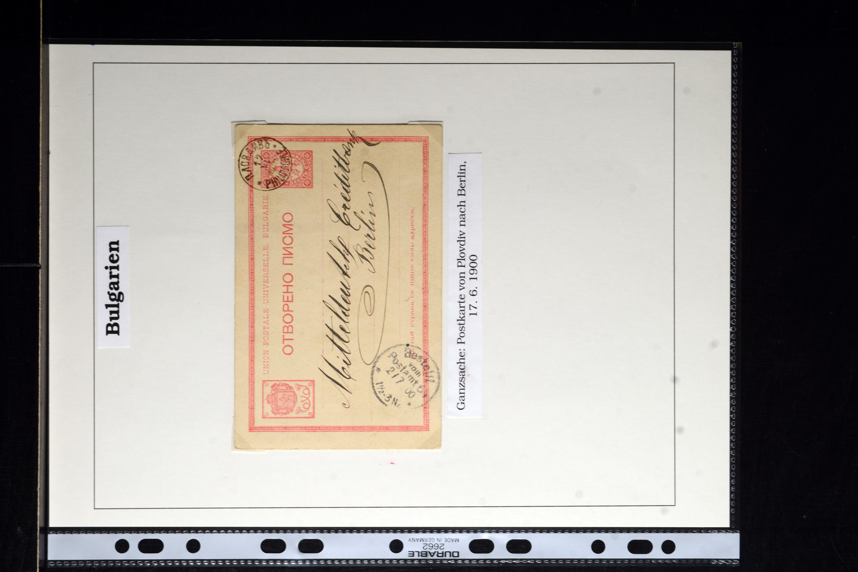 Lot 10014 - europa Bulgaria -  Heinrich Koehler Auktionen 375rd Heinrich Köhler auction - Day 3