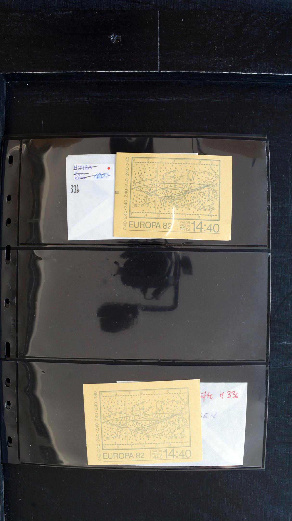 Lot 10403 - europa Sweden -  Heinrich Koehler Auktionen 375rd Heinrich Köhler auction - Day 3