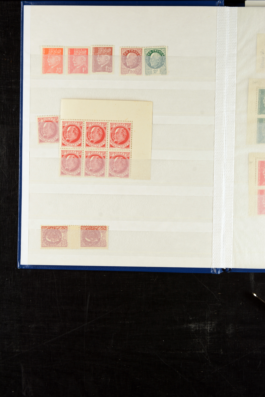 Lot 11263 - Deutsche Besetzungsausgaben 1939/45 propaganda forgeries -  Heinrich Koehler Auktionen 375rd Heinrich Köhler auction - Day 4