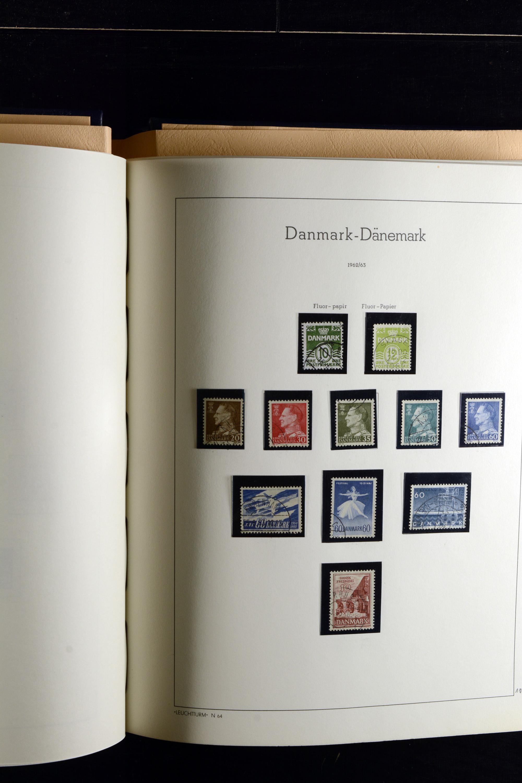 Lot 10018 - europa Denmark -  Heinrich Koehler Auktionen 375rd Heinrich Köhler auction - Day 3