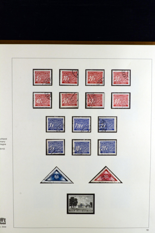 Lot 11208 - Main catalogue german occupation issues 1939/45 -  Heinrich Koehler Auktionen 375rd Heinrich Köhler auction - Day 4