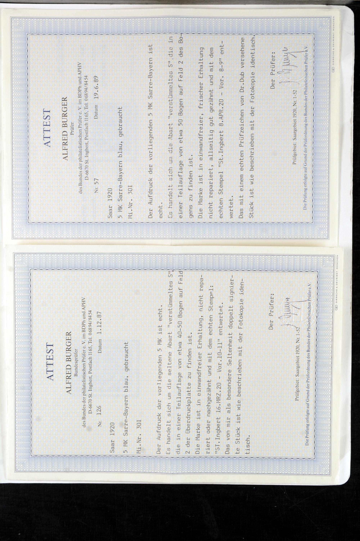 Lot 11174 - Main catalogue saar -  Heinrich Koehler Auktionen 375rd Heinrich Köhler auction - Day 4