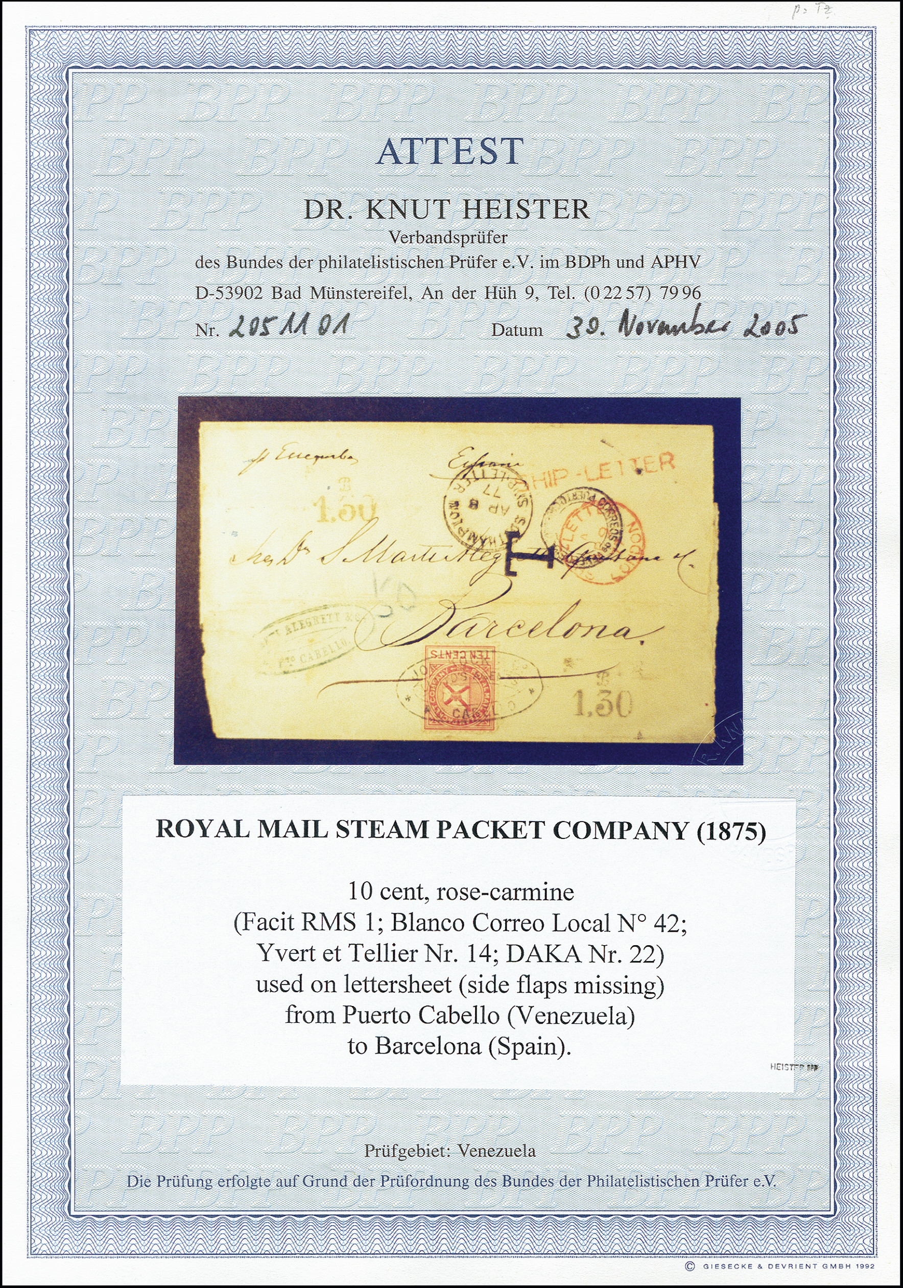 Lot 1145 - europe danish west indies -  Heinrich Koehler Auktionen Heinrich Köhler Auction 376 - Day 1
