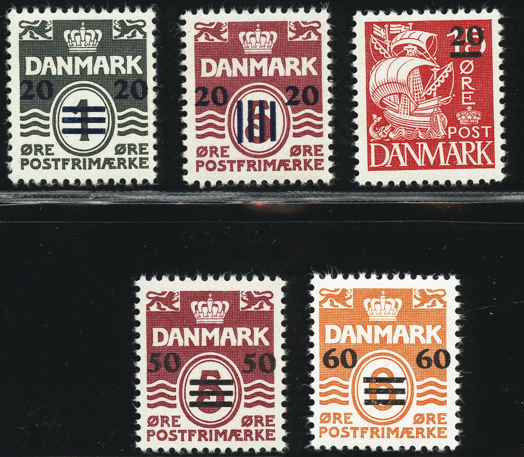 Lot 1132 - europe faroe islands -  Heinrich Koehler Auktionen Heinrich Köhler Auction 376 - Day 1