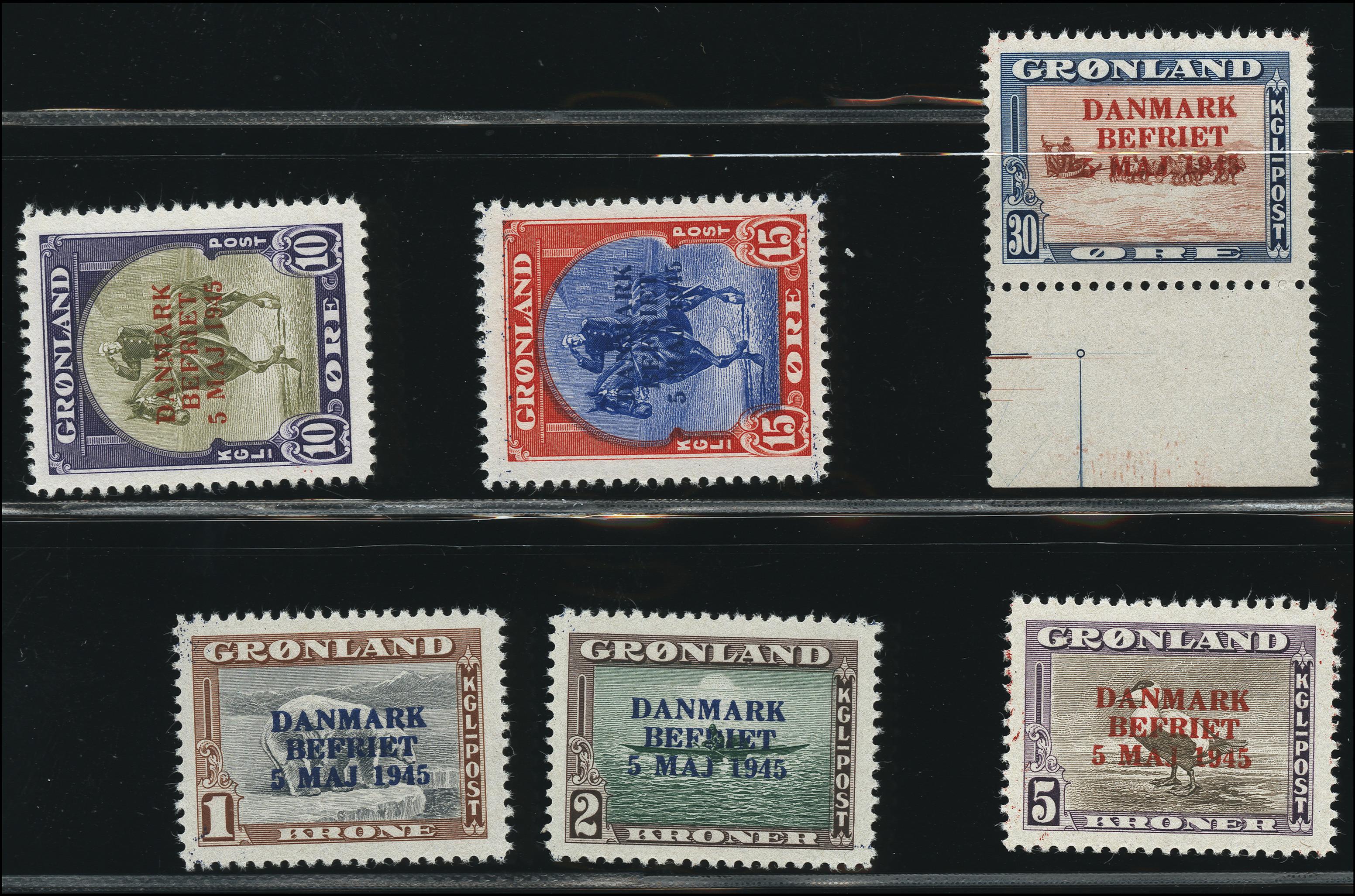 Lot 1139 - europe Greenland -  Heinrich Koehler Auktionen Heinrich Köhler Auction 376 - Day 1