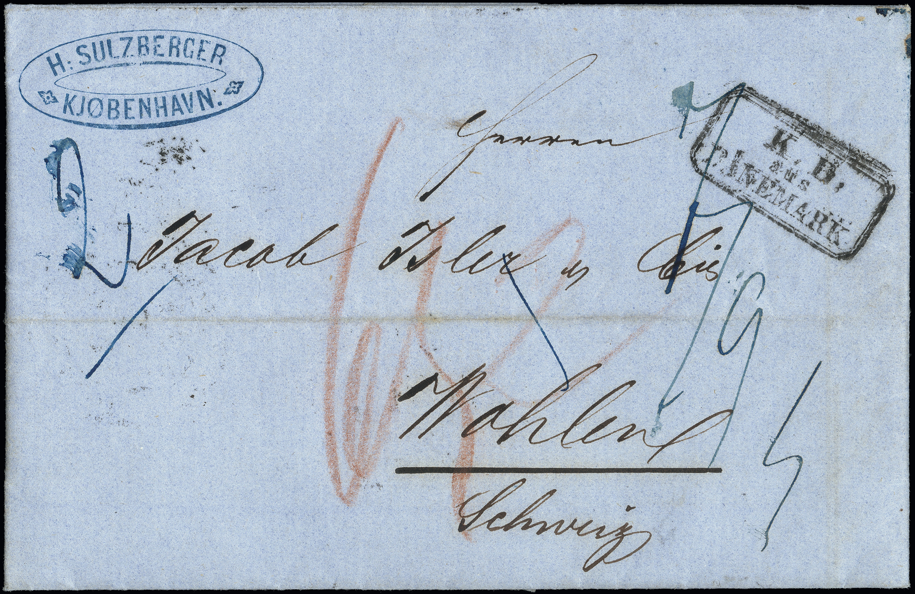 Lot 9140 - german states schleswig-holstein -  Heinrich Koehler Auktionen Heinrich Köhler Auction 376 - Day 5