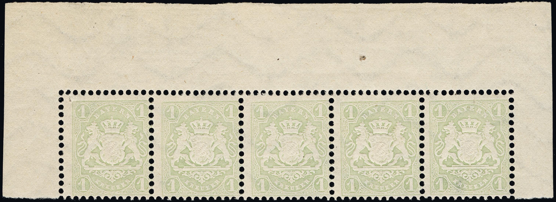 Lot 7161 - german states bavaria -  Heinrich Koehler Auktionen Heinrich Köhler Auction 376 - Day 5