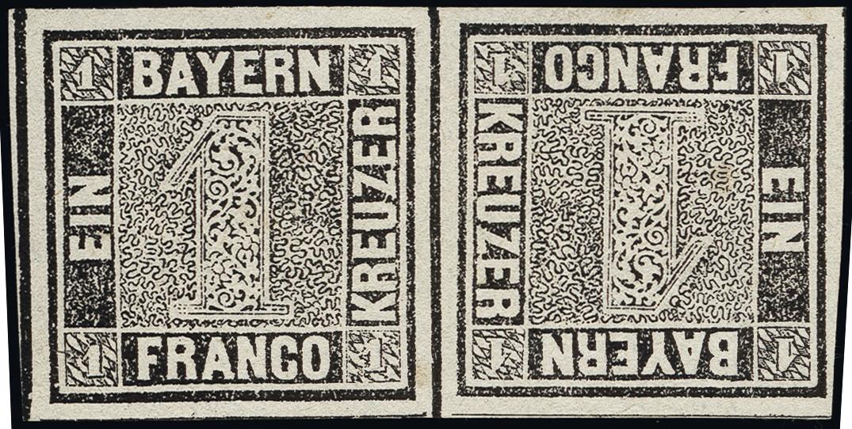 Lot 7005 - german states bavaria -  Heinrich Koehler Auktionen Heinrich Köhler Auction 376 - Day 5