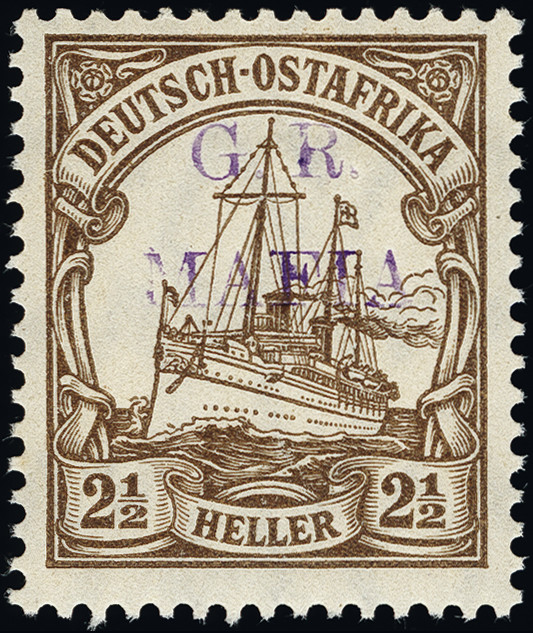 Lot 1390 - British Commonwealth tanganyika -  Heinrich Koehler Auktionen Heinrich Köhler Auction 376 - Day 1