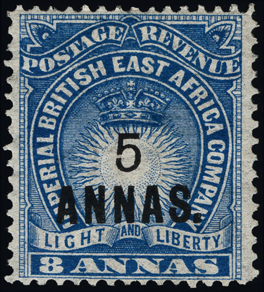 Lot 1350 - British Commonwealth Kenya , Uganda and Tanganyika -  Heinrich Koehler Auktionen Heinrich Köhler Auction 376 - Day 1