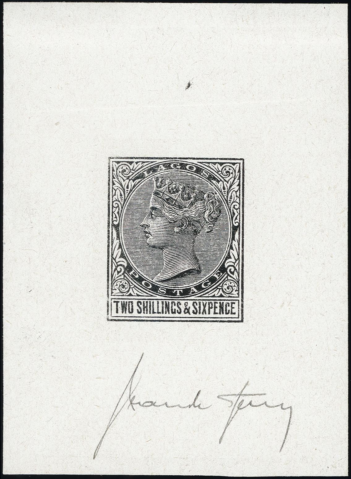 Lot 1363 - British Commonwealth lagos -  Heinrich Koehler Auktionen Heinrich Köhler Auction 376 - Day 1