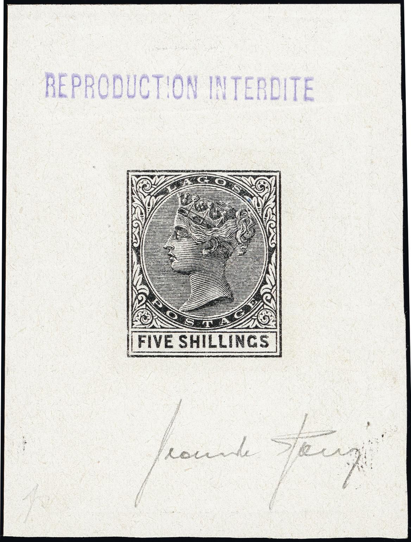 Lot 1365 - British Commonwealth lagos -  Heinrich Koehler Auktionen Heinrich Köhler Auction 376 - Day 1