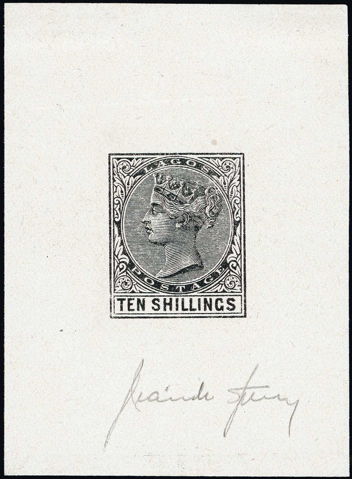 Lot 1370 - British Commonwealth lagos -  Heinrich Koehler Auktionen Heinrich Köhler Auction 376 - Day 1