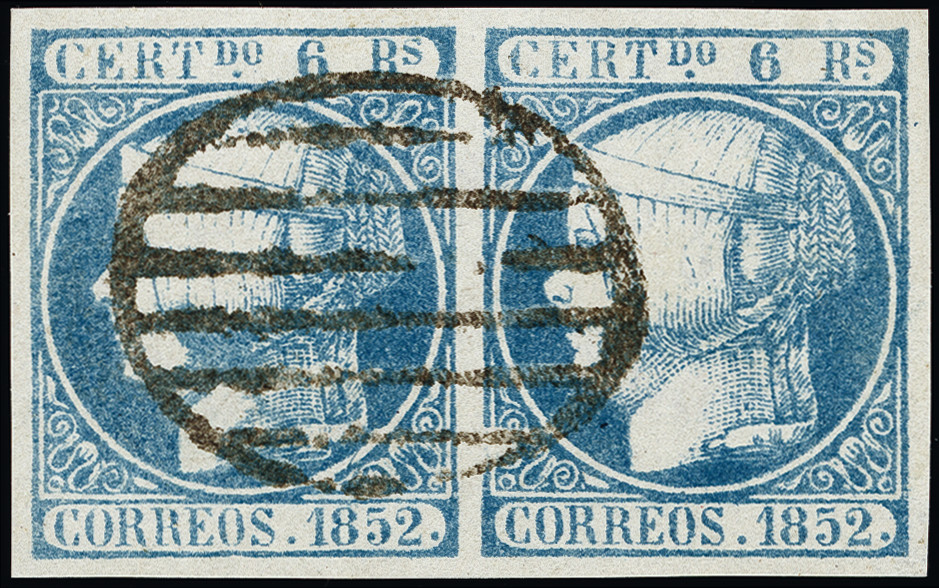 Lot 1806 - europe Spain -  Heinrich Koehler Auktionen Heinrich Köhler Auction 376 - Day 2