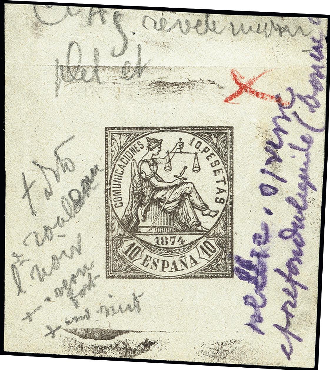 Lot 1833 - europe Spain -  Heinrich Koehler Auktionen Heinrich Köhler Auction 376 - Day 2