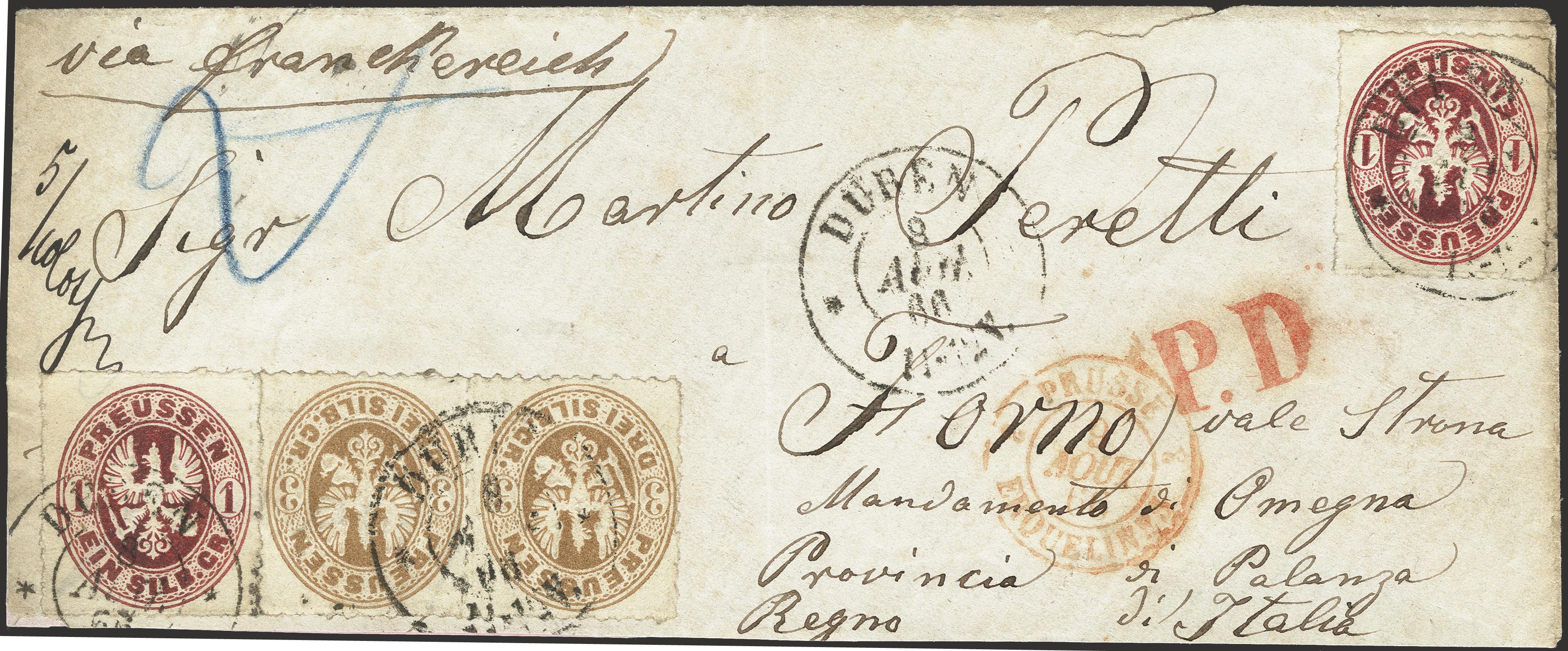 Lot 210 - german states prussia -  Heinrich Koehler Auktionen Heinrich Köhler Auction 376 - Day 6