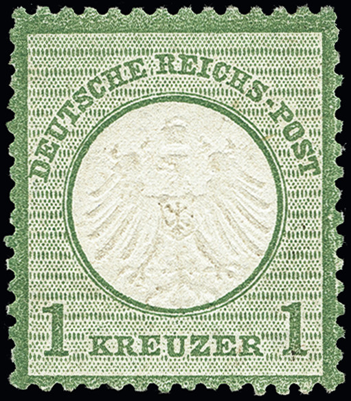 Lot 2906 - Main catalogue German Empire -  Heinrich Koehler Auktionen Heinrich Köhler Auction 376 - Day 4