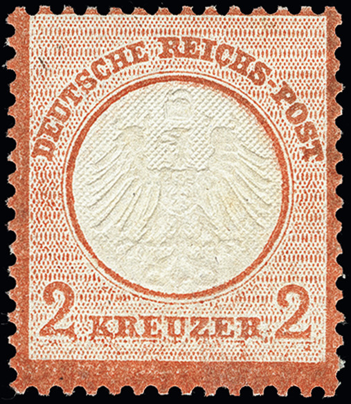 Lot 2907 - Main catalogue German Empire -  Heinrich Koehler Auktionen Heinrich Köhler Auction 376 - Day 4