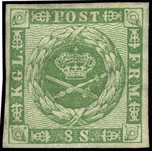 Lot 1129 - europe Denmark -  Heinrich Koehler Auktionen Heinrich Köhler Auction 376 - Day 1