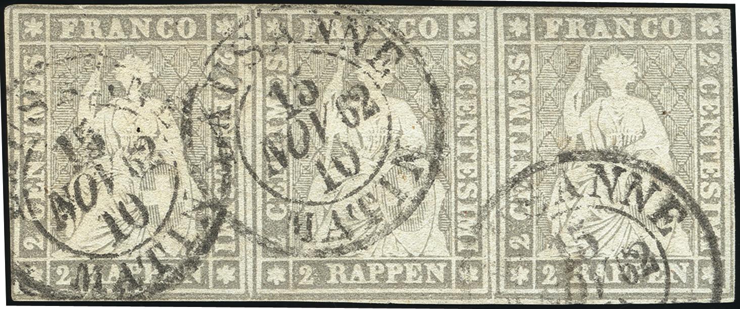 Lot 1022 - Switzerland swiss federal post -  Heinrich Koehler Auktionen Heinrich Köhler Auction 376 - Day 1