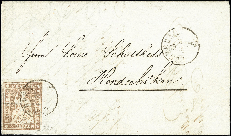 Lot 1012 - Switzerland swiss federal post -  Heinrich Koehler Auktionen Heinrich Köhler Auction 376 - Day 1
