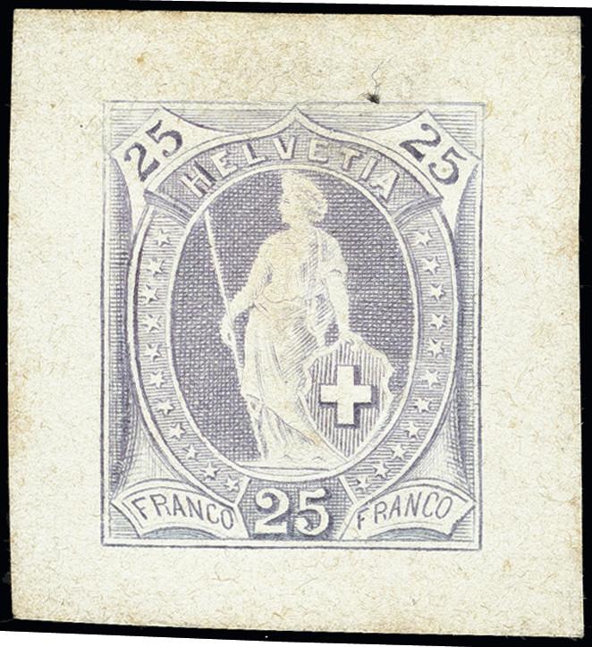 Lot 1028 - Switzerland swiss federal post -  Heinrich Koehler Auktionen Heinrich Köhler Auction 376 - Day 1
