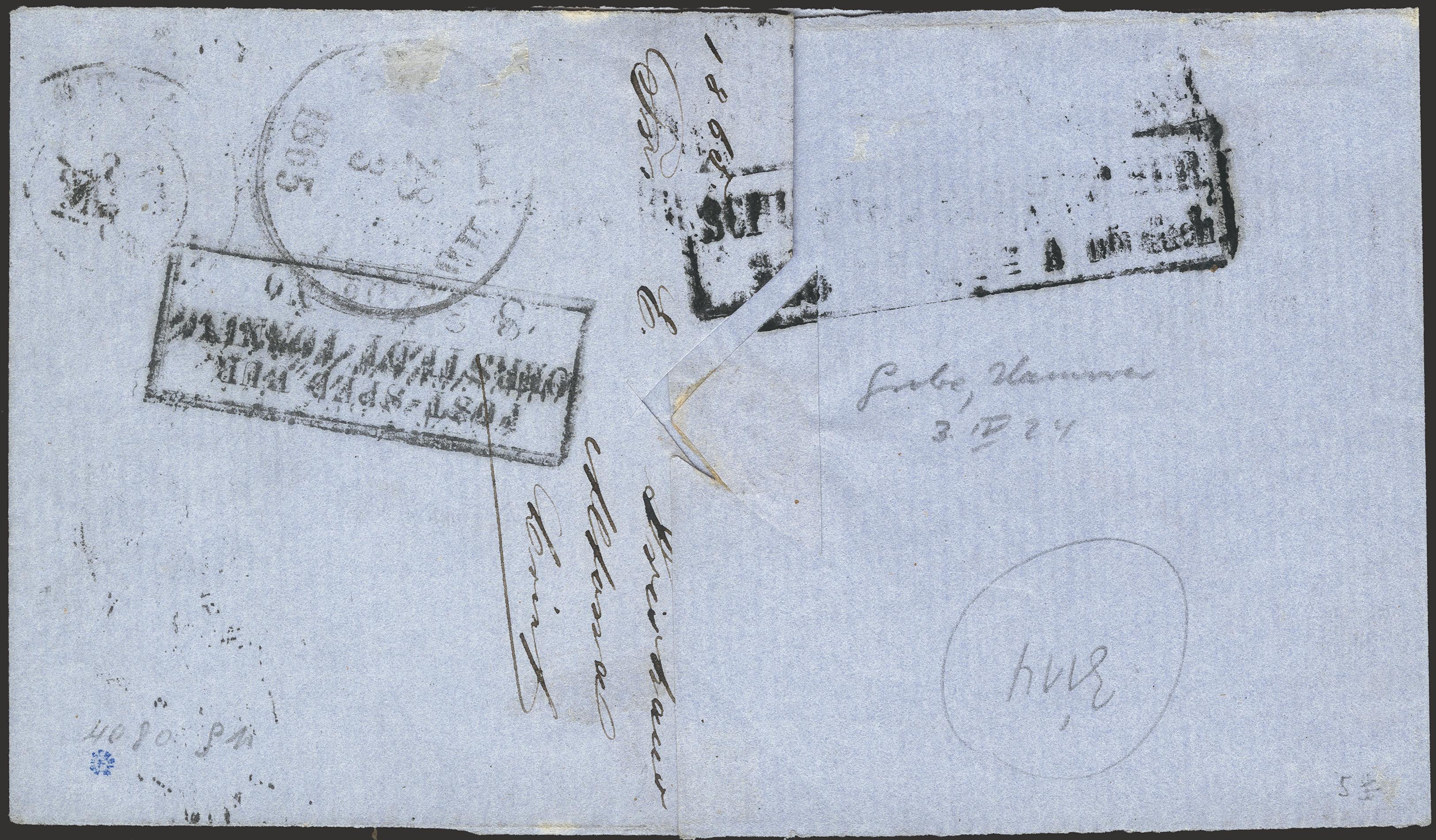 Lot 275 - german states schleswig-holstein -  Heinrich Koehler Auktionen Heinrich Köhler Auction 376 - Day 6