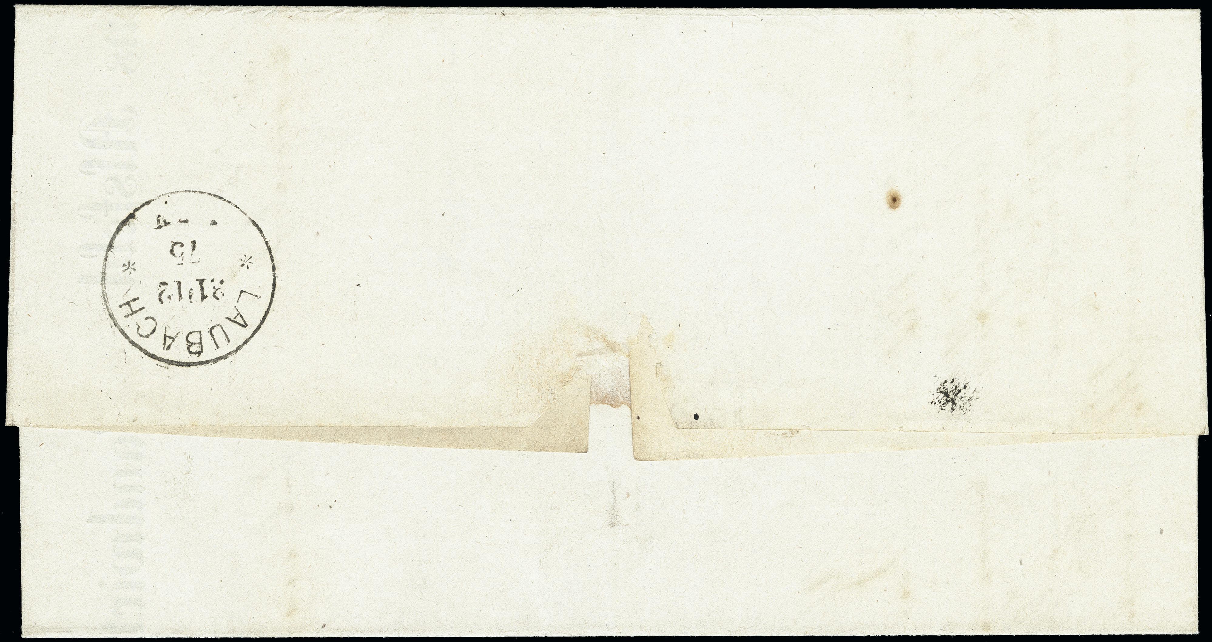 Lot 2919 - Main catalogue German Empire -  Heinrich Koehler Auktionen Heinrich Köhler Auction 376 - Day 4