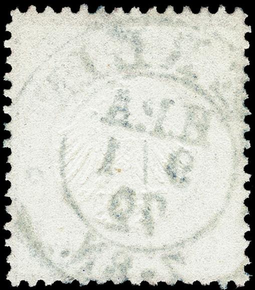 Lot 2899 - Main catalogue German Empire -  Heinrich Koehler Auktionen Heinrich Köhler Auction 376 - Day 4