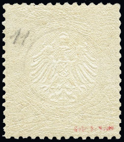 Lot 2910 - Main catalogue German Empire -  Heinrich Koehler Auktionen Heinrich Köhler Auction 376 - Day 4